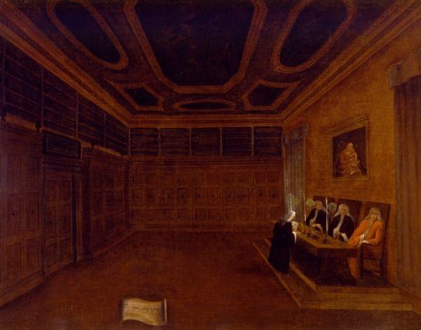 """""""Il Tribunale Supremo"""", 1779?-1792 #gabrielbella #querinistampalia"""