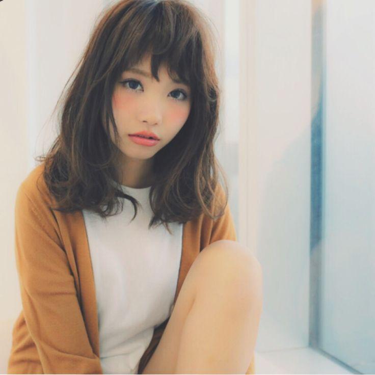 加藤 優希さんのヘアカタログ   大人かわいい,ナチュラル,ダークカラー   2015.12.04 22.07 - HAIR