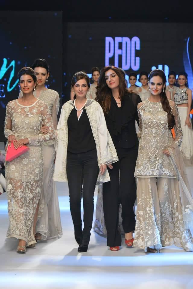Nickie Nina Collection at PFDC Sunsilk Fashion Week 2015 (1)
