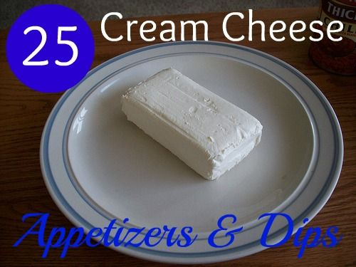 Cream Cheese Recipes And Dips, Easy Appetizers