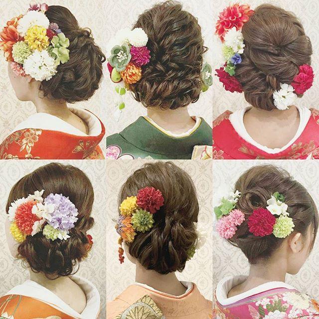 和装ヘアまとめ  髪飾りのお花は販売しております。 メールでやり取りをさせて頂き、郵送致しますので 遠方の方もお気軽にHP のお問合せフォームよりお問合せくださいませ。 #ヘア #ヘアメイク #ヘアアレンジ #結婚式 #結婚式ヘア #サロモ #日本中のプレ花嫁さんと繋がりたい #ウェディング #バニラエミュ #セットサロン #ヘアセット #花 #成人式ヘア #プレ花嫁 #髪飾り #前撮り #着物ヘア #2016冬婚#2017秋婚 #和装ヘア#2016秋婚 #2017春婚 #結婚準備#成人式#和髪#2017秋婚  #2017冬婚 #振袖 #hair