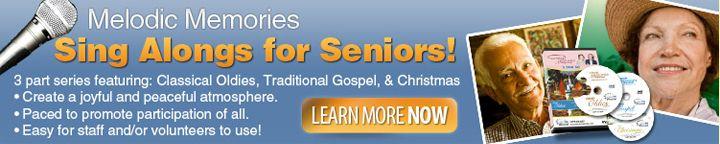 music for seniors sing along songs