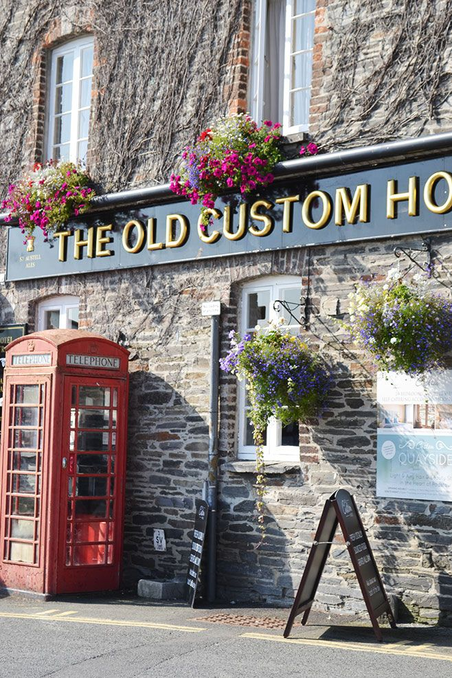 The Old Custom House - Padstow