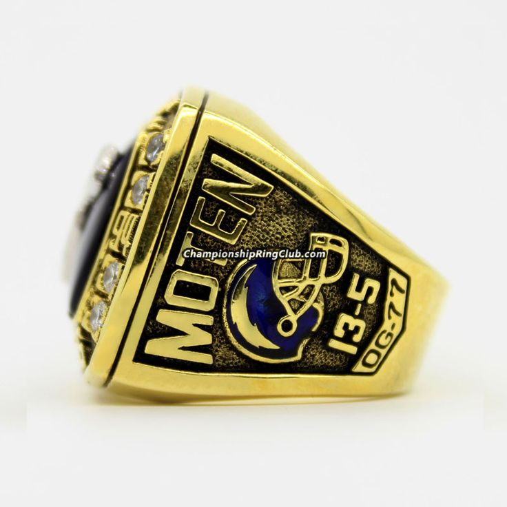 San Diego Chargers Championships: 76 Best AFC Championship Ring Images On Pinterest