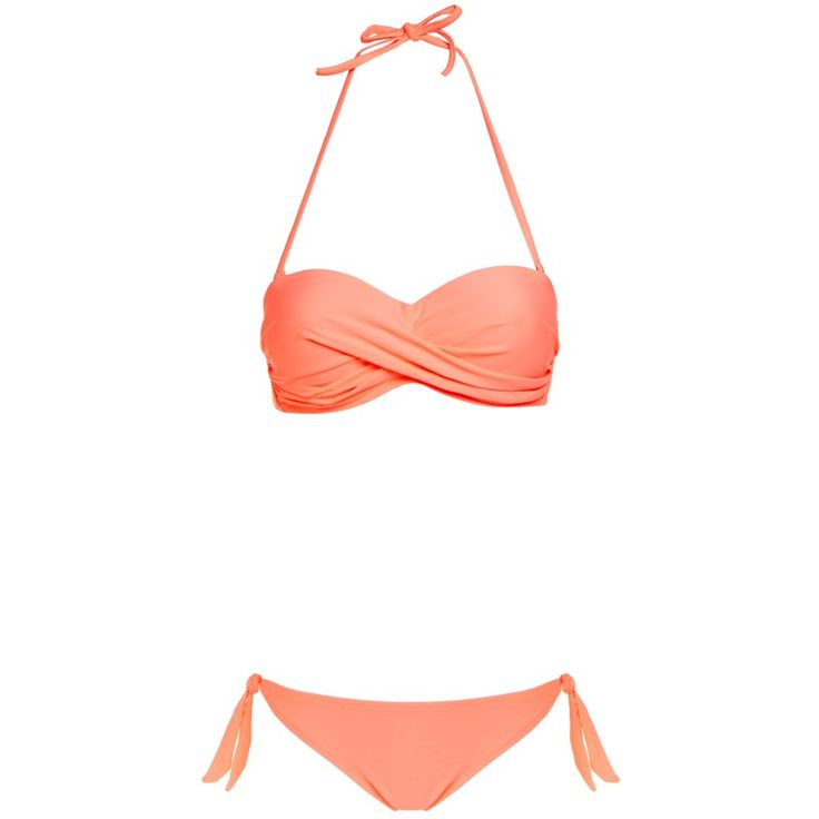koraal-bikini-bandeau-pf1