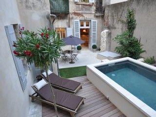 Loue+appartement+exceptionnel+avec+piscine+en+centre+ville+d'Avignon,+PROVENCE+++Location de vacances à partir de Avignon @homeaway! #vacation #rental #travel #homeaway