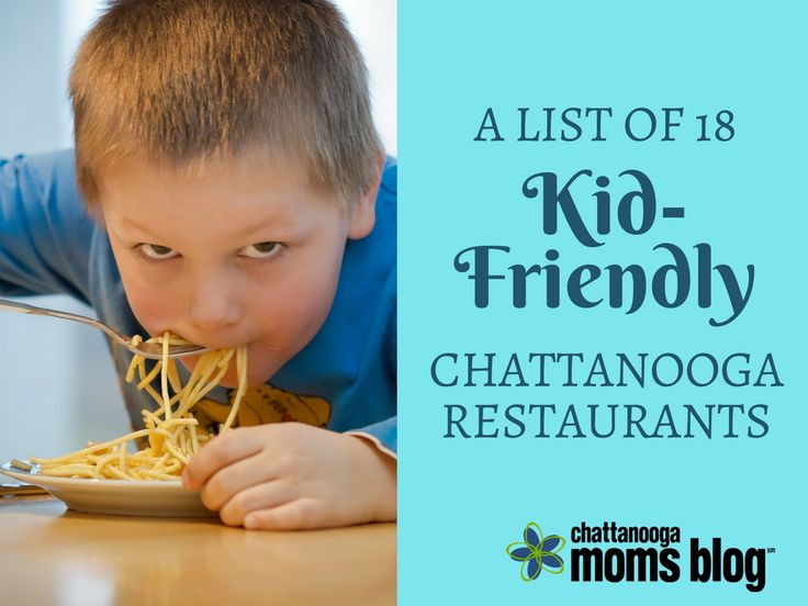 Kid Friendly Birthday Restaurants