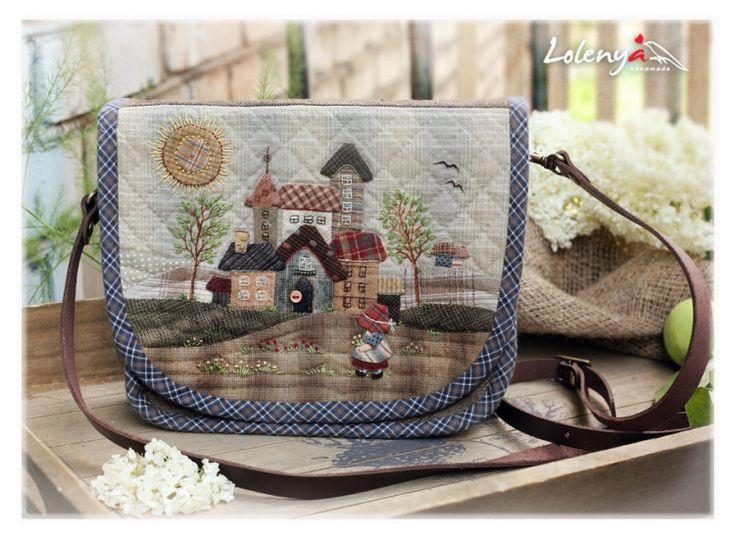 Gallery.ru / Bag - Japanese patchwork 2 - lolenya