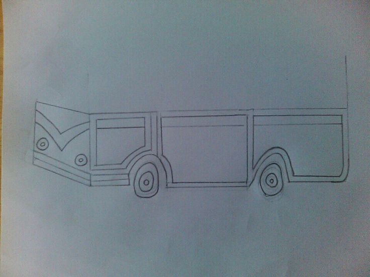 Step 1 drawing kombi