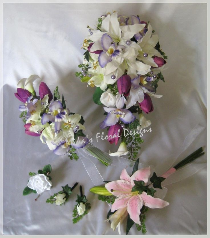 captivating Ideas Orchids Wedding Flower