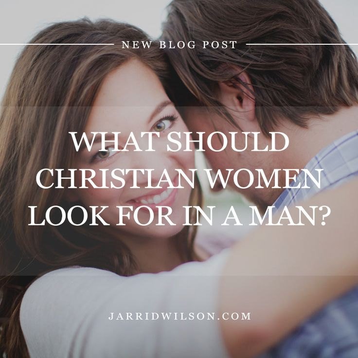 Christian woman and dating