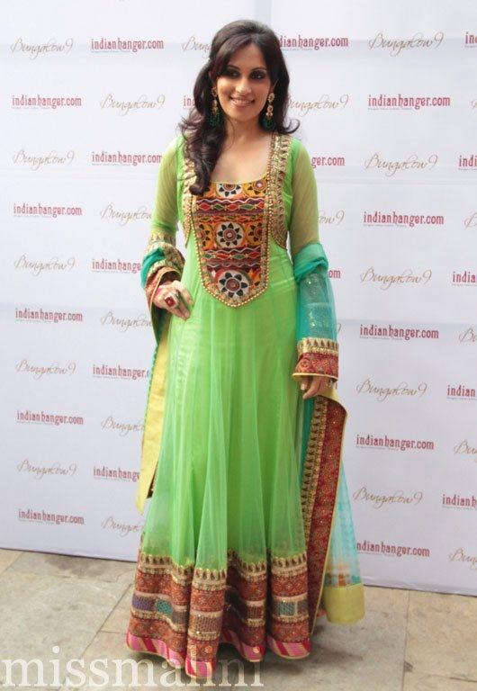 Nishka Lulla's lovely traditional wear