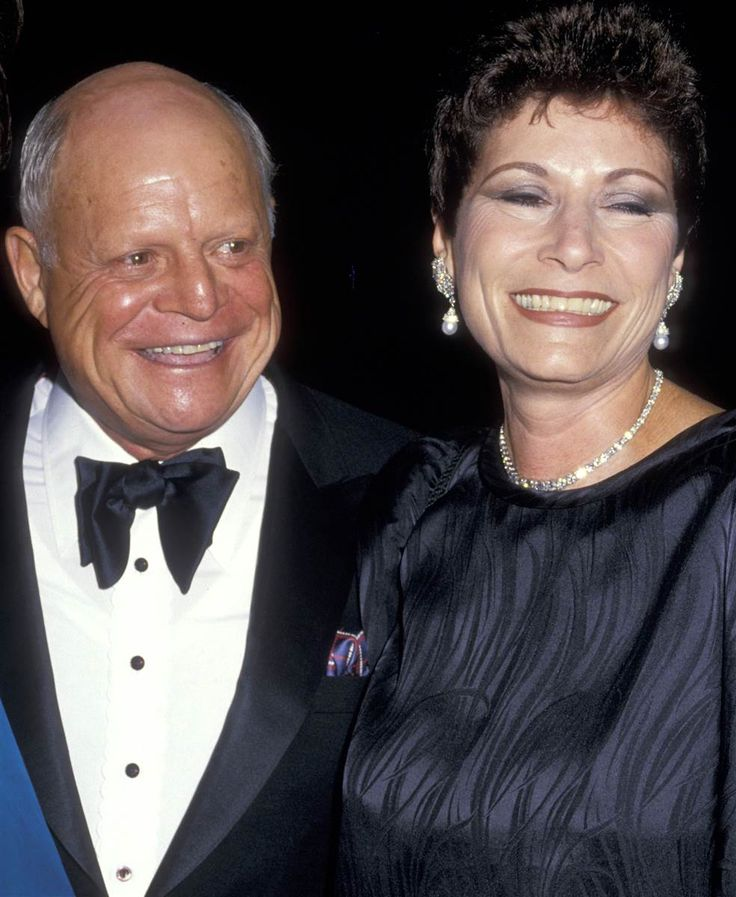 Don Rickles and wife Barbara Sklar. Don Rickles died today at 90 years old (April 7, 2017). RIP and Godspeed!