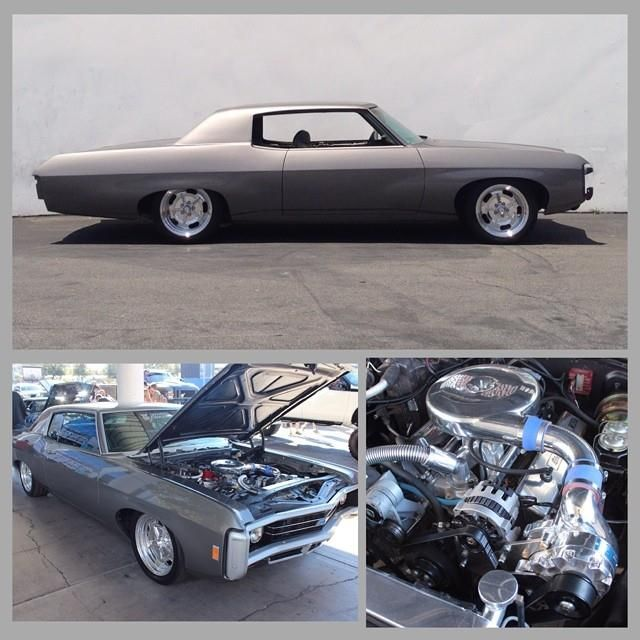 What do you think of the Vortech V-2 Supercharged Wheel Warehouse 1969 Chevy Caprice