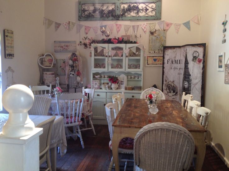Maddison Cottage, Guildford, WA.  Tearooms and shop with delectable goodies and gorgeous homewares