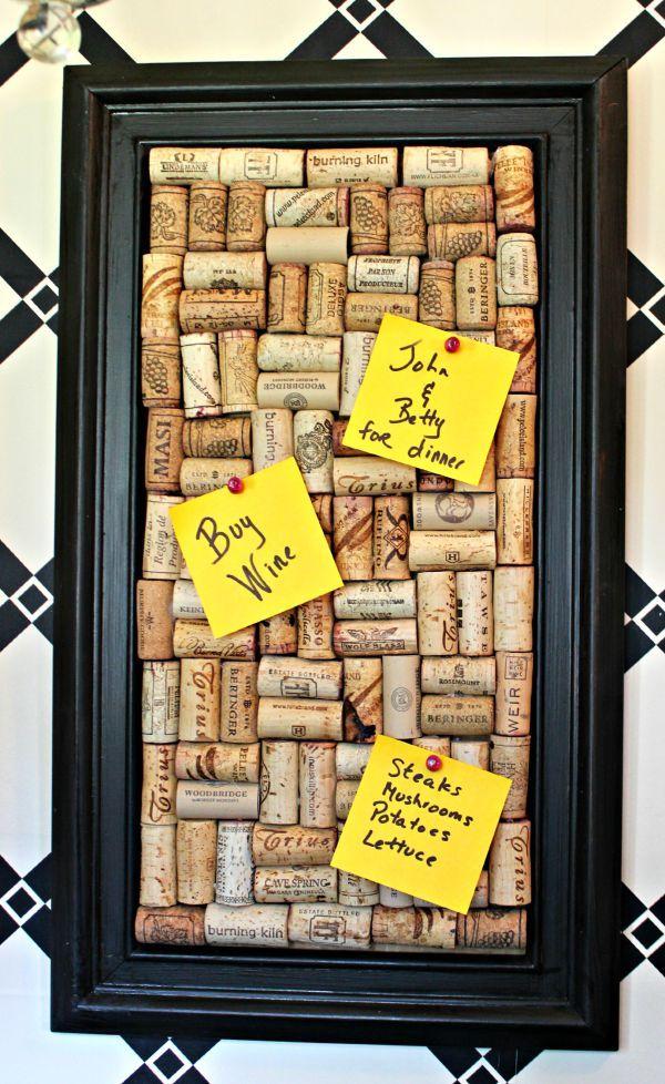 Liège memo board