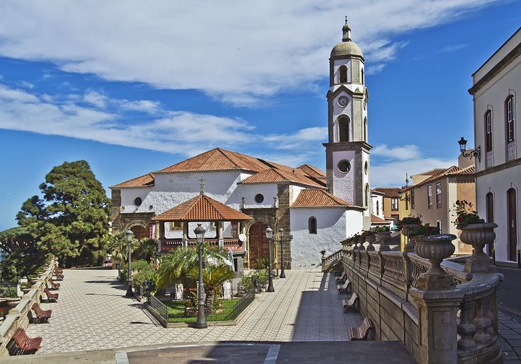 Sta Cruz de Tenerife Concepción Los Realejos