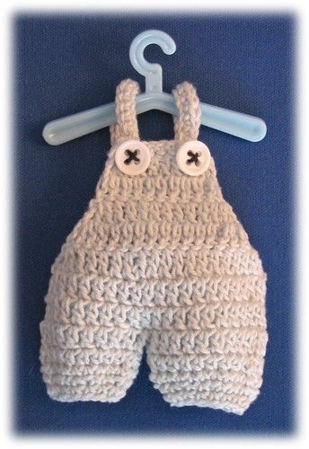 Adorable Baby Mini Knit Crochet Favors light blue by starwedd