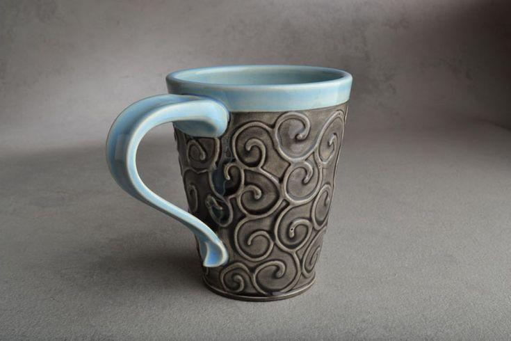 Керамические кружки Symmetrical Pottery