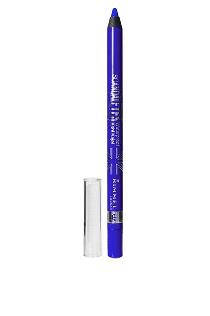 """""""This gel pencil liner has incredible pigmentation and staying power. It's as good — if not better — than its high-end counterparts, and comes in really wearable colours. Their nude shade is fabulous for lining the waterline to make your eyes look bigger!"""" Rimmel Scandaleyes Eyeliner, £3.99, available at Superdrug."""