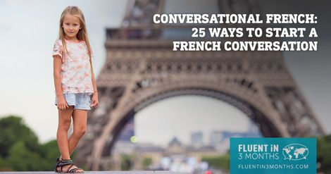 These French phrases are perfect for starting a French conversation. We've included plenty of examples, including basic phrases and business French.