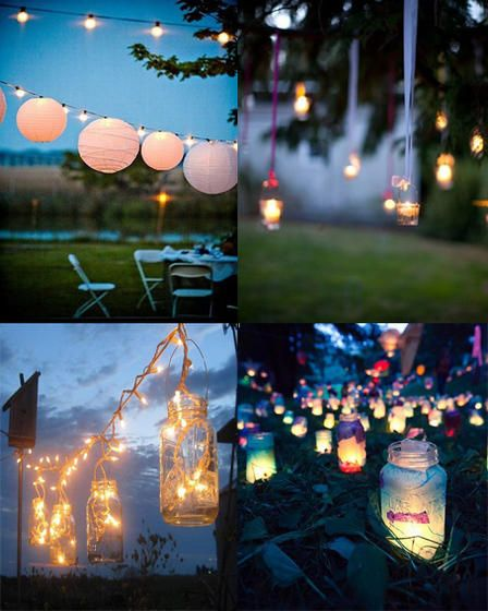 verlichting Light up your garden!