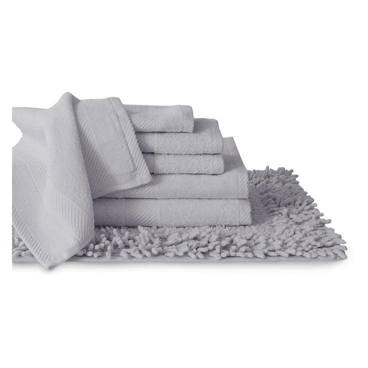 Baltic Linen Company Belvedere 7 Piece Cotton Towel & Rug Set - 353624400