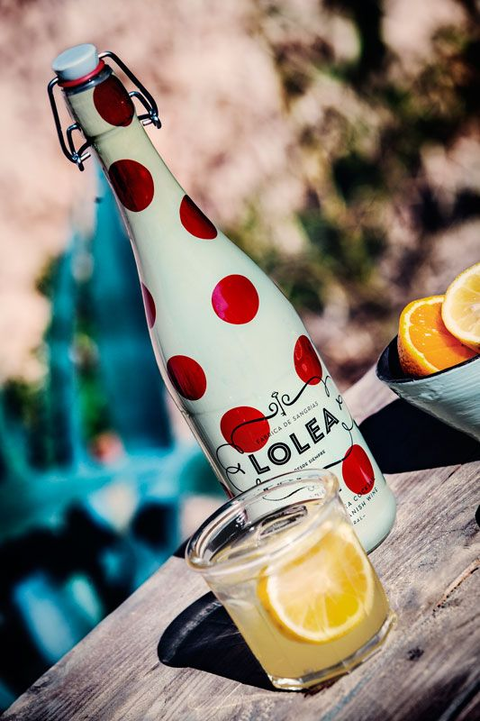 Hola Lolea! Lolea is synonym for PIC-NIC, celebration and joy. The perfect refreshing drink for our parties and gatherings, with our friends and family, all gathered around a large glass of chilled Sangria. Our handcrafted Sangria is healthy and natural. LOLEA brings a sophisticated touch with style and taste. www.sangrialolea.com
