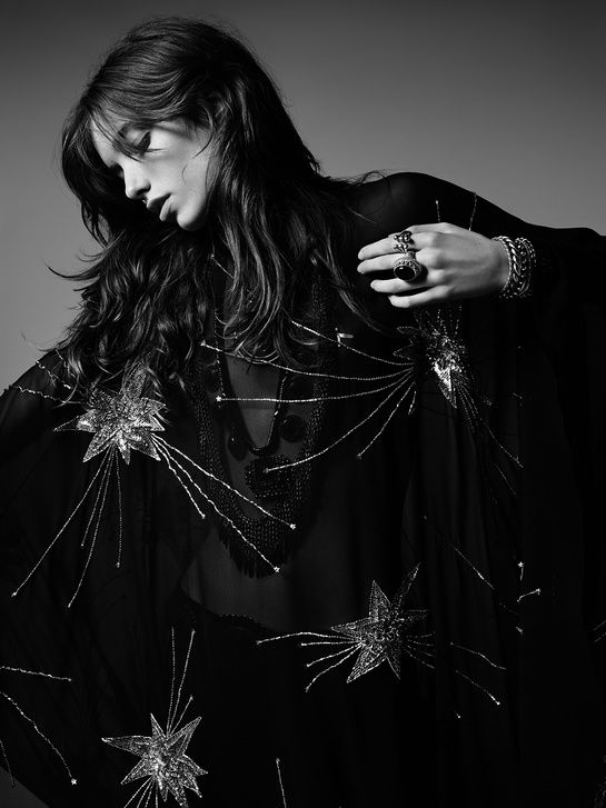 La collection PSYCH ROCK de Saint Laurent par Hedi Slimane