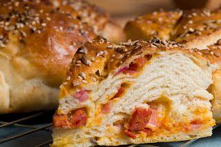 Tanulj meg (kenyeret) sütni!: Sonkás-kolbászos kombe