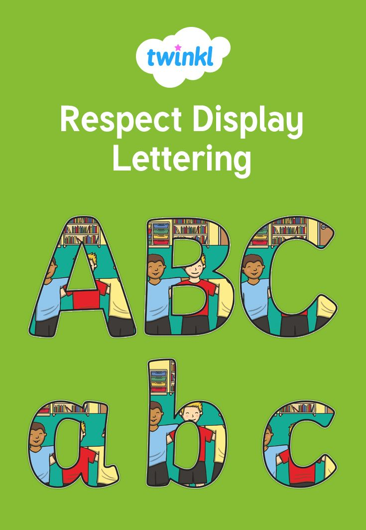 Nice and bright for your wall, and compliments to other Respect resources.