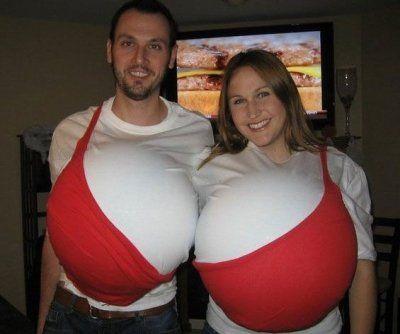 Funny Couple Halloween Costumes