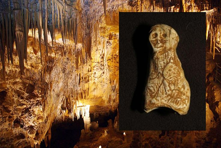 Remarkable #Paleolithic Sculpture Discovered in the Famous Cave of #Foissac