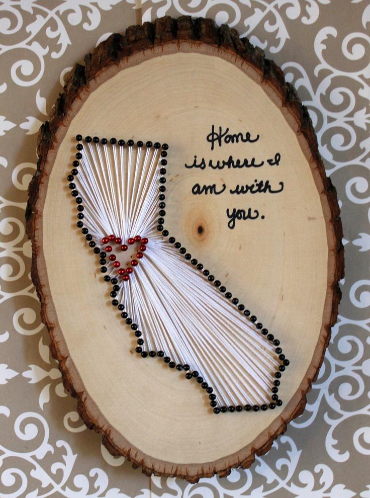 48 best images about string art on pinterest wood nails. Black Bedroom Furniture Sets. Home Design Ideas