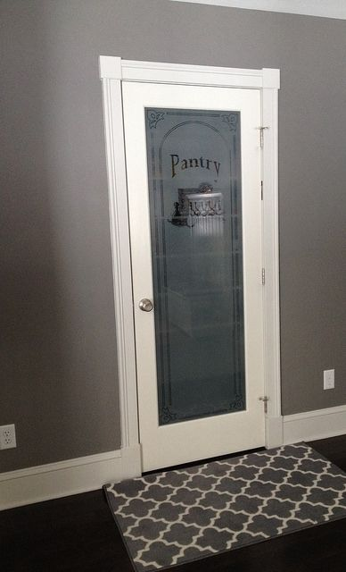 Glasses Kitchen Pantry Doors And Glass Doors On Pinterest