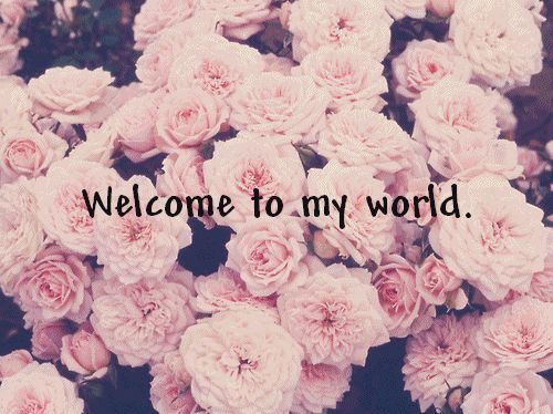 Images de welcome to my world | Welcome to my World - Hi everyone welcome to my blog skyrock :...
