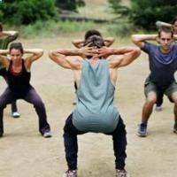 Yoga-Get Your Sexiest Body Ever Without - S'il y a un exercice incontournable pour se muscler les cuisses et les fessiers, c'est bien le squat. En Anglais, to squat signifie s'accroupir. Découvrez-le sous sa forme la plus simple et voyons comment le faire évoluer pour un travail archi-complet, autant pour les muscles que pour l'endurance. Découvrez l'astuce ici : www.comment-econo... - Get your sexiest body ever without,crunches,cardio,or ever setting foot in a gym