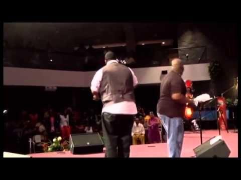 pentecostal praise bishop leonard scott