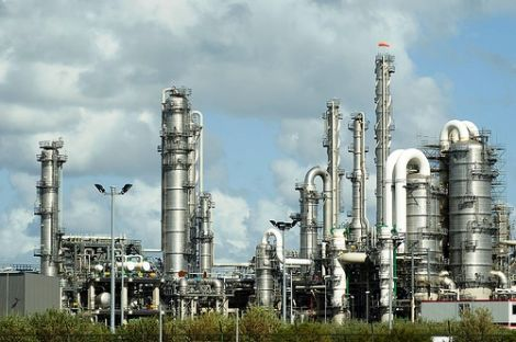 Environmental Impact Assessment of Petrochemical Industry using Fuzzy Rapid Impact Assessment Matrix