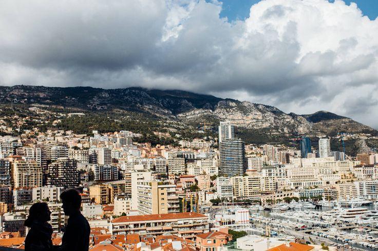 Sedinta foto de logodna Monte Carlo