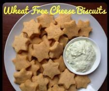Recipe Wheat Free Cheese Biscuits | Thermomix Gluten Free Recipe Competition | #glutenfree #thermomix