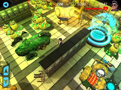 Android apk Action Game