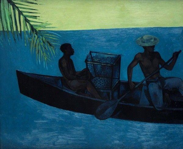 John Minton, Jamaican Fishermen