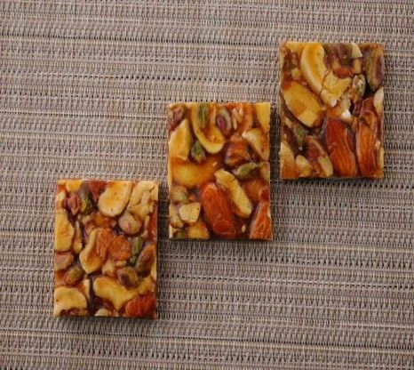 Chikki is a traditional ready-to-eat Indian sweet. Dry fruit chikki is made with a variety of nutritious dry fruits mixed with jaggery for a...