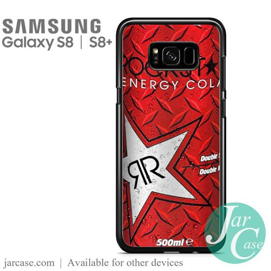 rockstar energy drink cola Phone Case for Samsung Galaxy S8 & S8 Plus