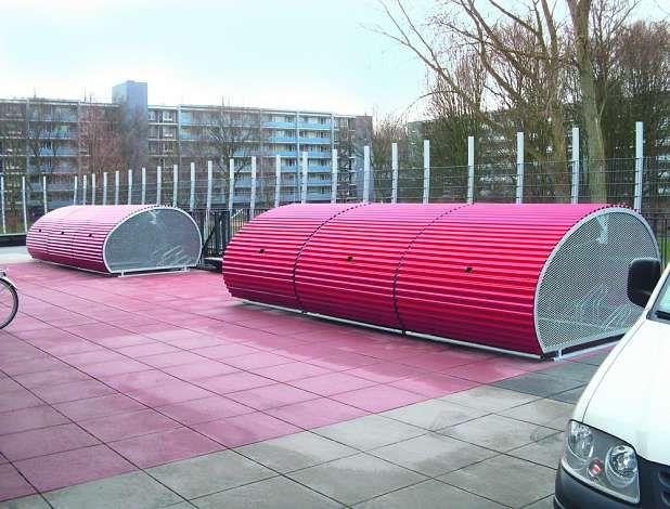 Fahrradgarage Multi Bike Box Fahrradgarage Fahrradhaus Wellblech