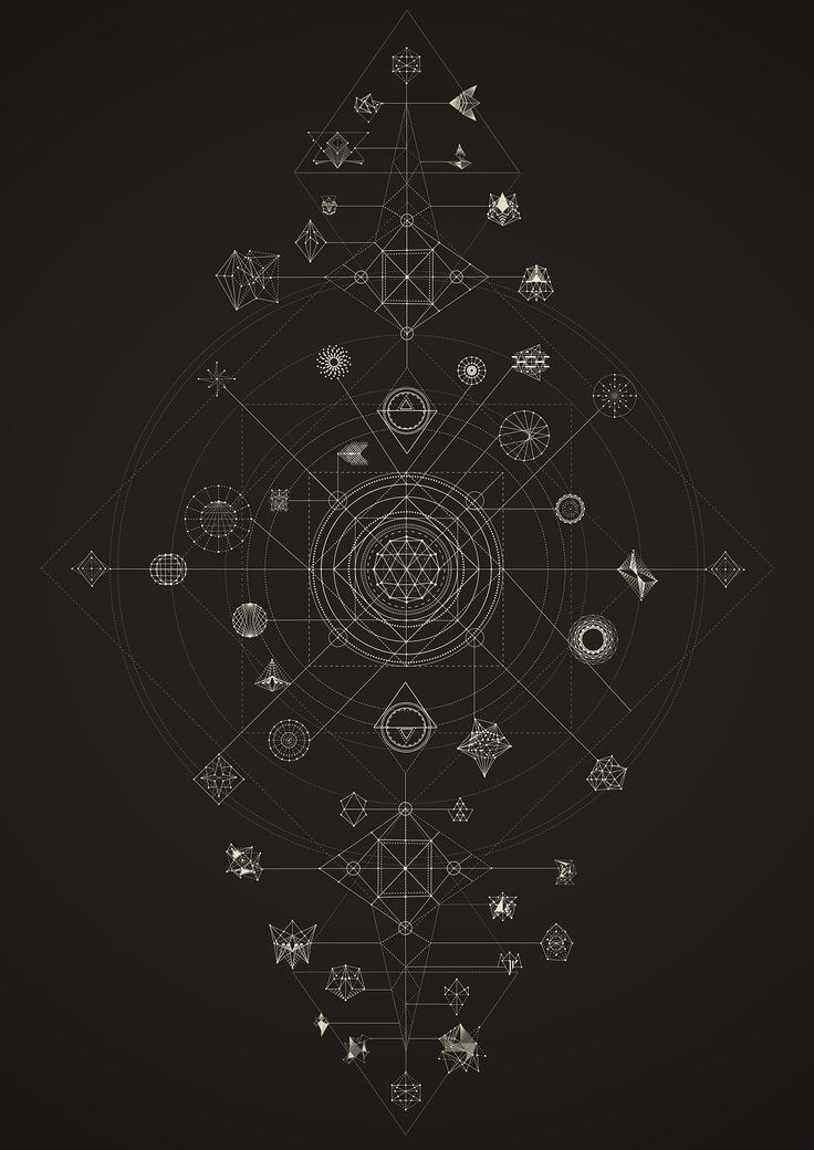 Cosmos | Lenguajes y Dinámicas on Behance / Sacred Geometry <3