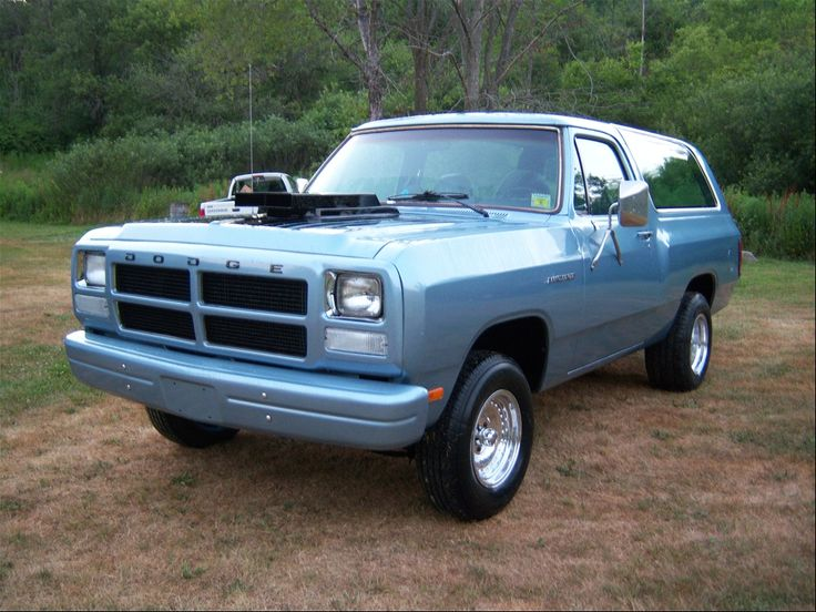 Fc Dd D F F C Cf on 1977 Dodge Power Wagon Warlock