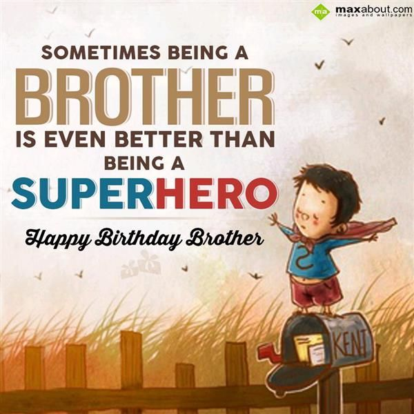 Best Sister Birthday Quotes In Hindi: 17 Best Brother Birthday Quotes On Pinterest