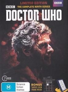 Doctor Who: The Complete Ninth Series (DVD, 2016) New In Shrinkwrap. #DVD #DoctorWho